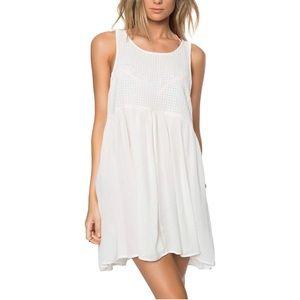 O'Neill Ginger Coverup Dress Size Medium